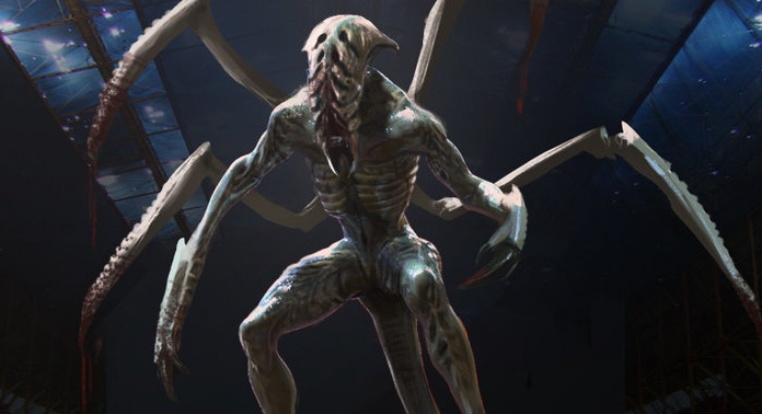 5 Crazy Neomorph concepts that went unused in Alien: Covenant!