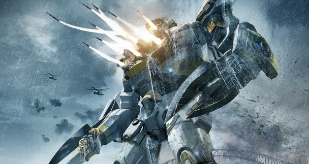 A big chunk of Pacific Rim 2 will be filmed in Sydney and ... Pacific Rim