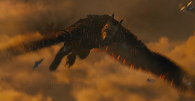 Additional Titans in Godzilla 2 are NOT other Toho Monsters