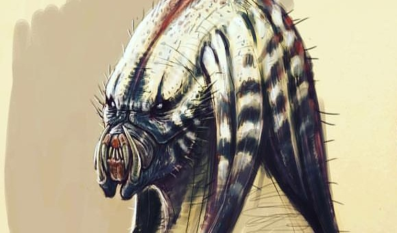 Alternative Upgrade Predator design by Constantine Sekeris