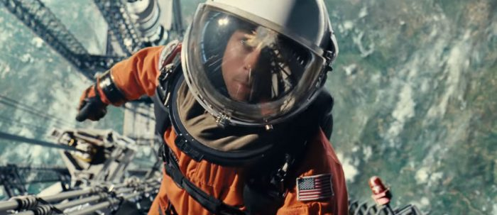 Brad Pitt journeys to the stars in Ad Astra!