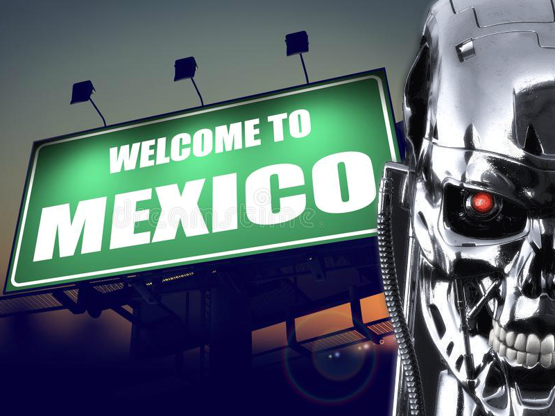 Casting reports suggest new Terminator movie may be set in Mexico?