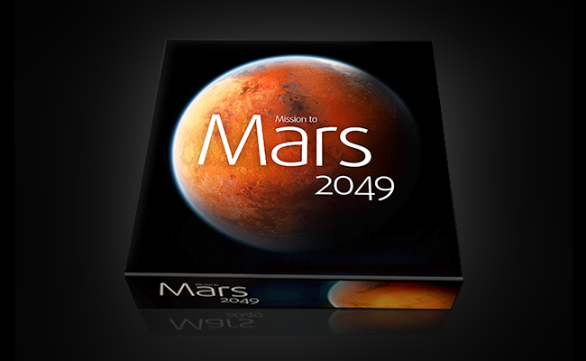 Colonise The Red Planet At Your Dinner Table In New Board Game Mission To Mars 2049