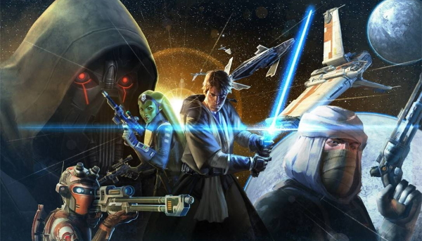 Disney and Lucasfilm are making a Knights of the Old Republic movie!