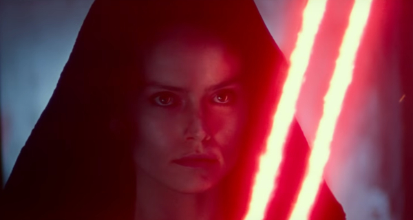 Does the Star Wars: The Rise of Skywalker D23 trailer reveal Dark Rey?