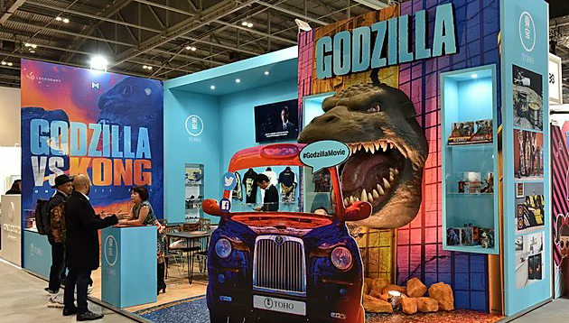 Godzilla vs. Kong: Licensing Expo 2020 debut postponed due to Coronavirus.