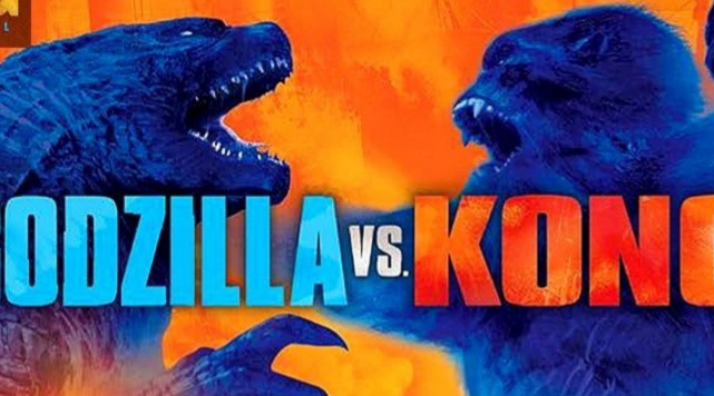 BREAKING: New Godzilla vs. Kong (2020) Banner Revealed!