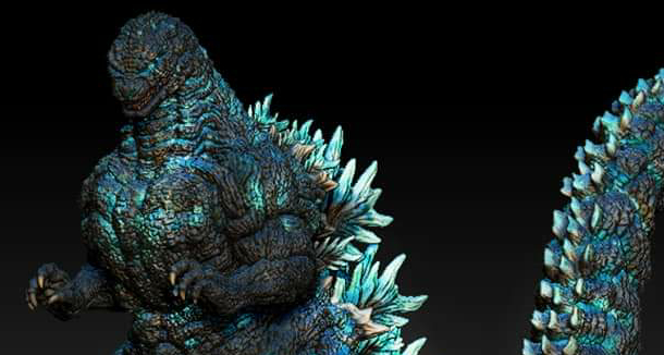 Heisei meets Monsterverse: This new age Godzilla design looks Monstrously awesome!