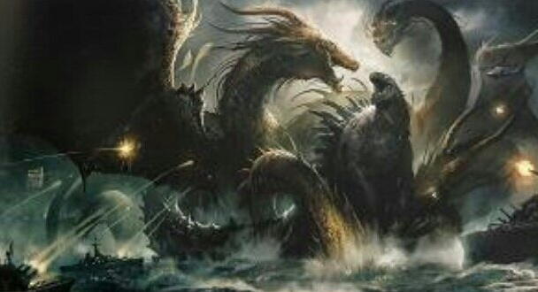 More official Godzilla 2 movie concept art leaks online! (SPOILERS)