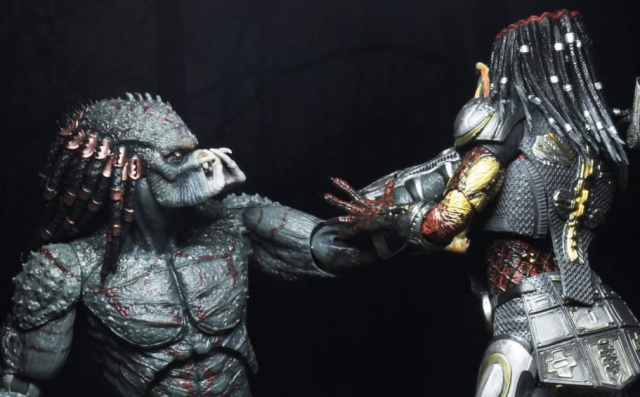 NECA Deluxe Assassin Predator figure from The Predator (2018)!