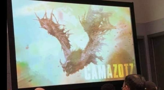 New Monsterverse Titan Revealed!