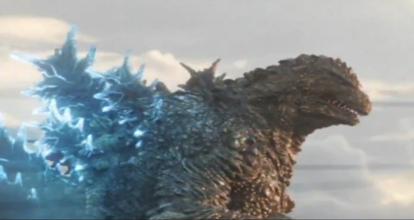 New Official Godzilla and Ghidorah Designs Unveiled