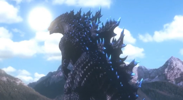 Possibly the best Godzilla design we've seen yet!