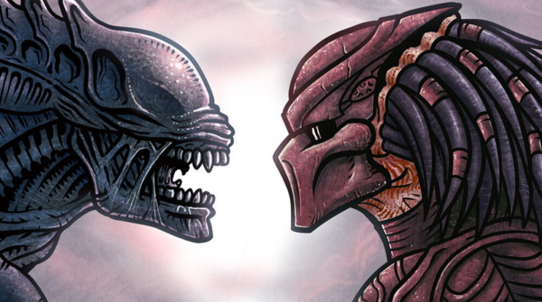 When will the rumored Alien vs Predator Anime see the light of day?