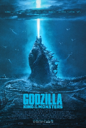 Godzilla: King of the Monsters Official Movie Poster