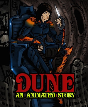 Mick Jagger as Feyd-Rautha in DUNE An animated story