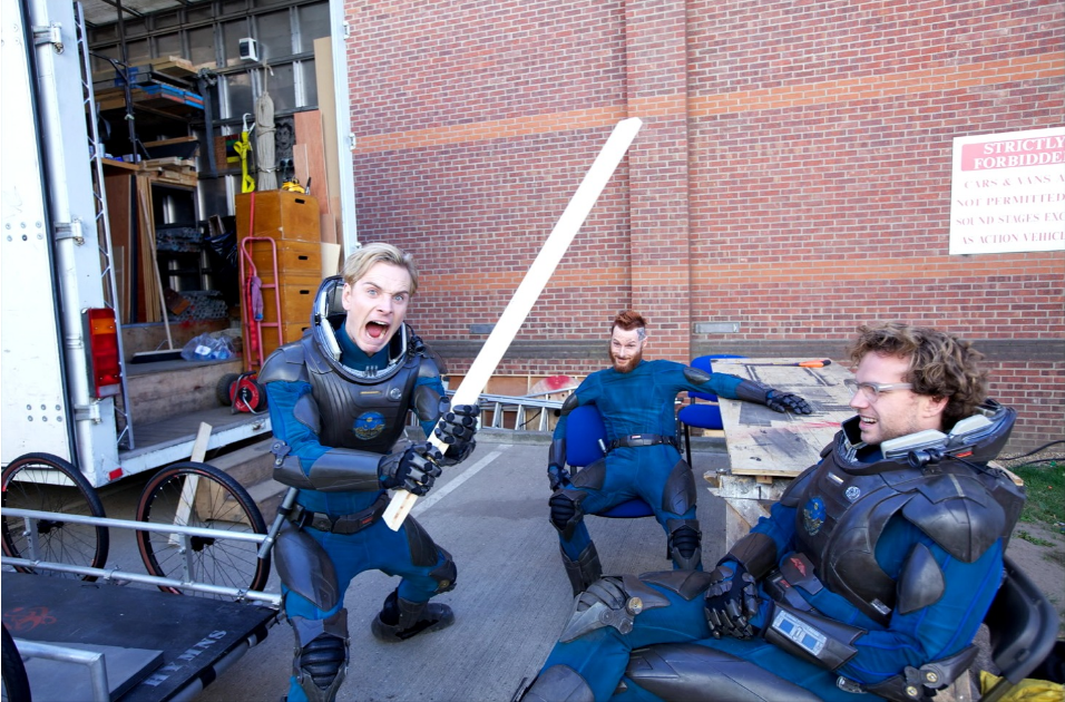 Prometheus Stills images