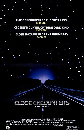 Close Encounters Of The Third Kind movie
