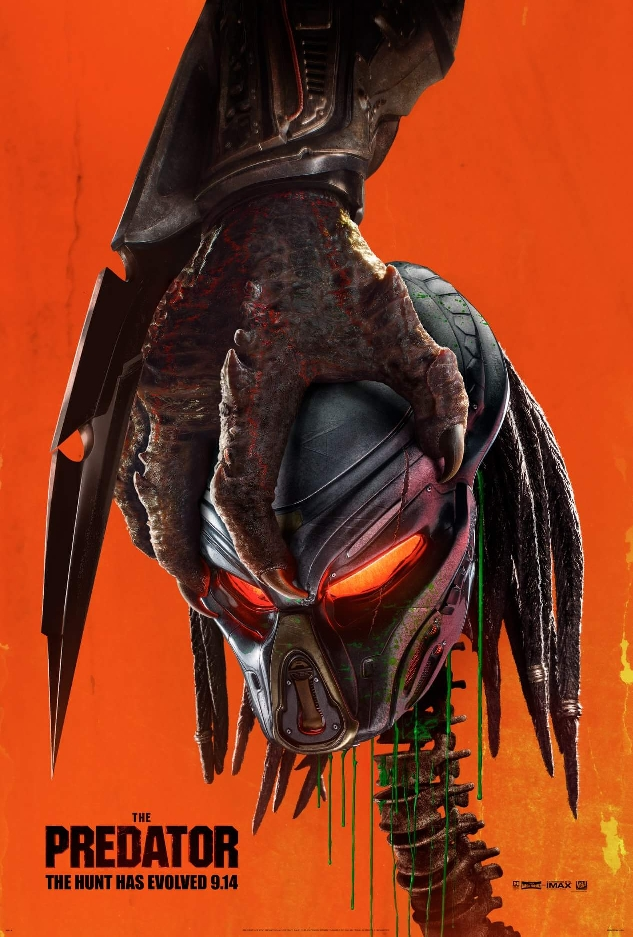 The Predator (Predator 4) movie news, trailers and cast