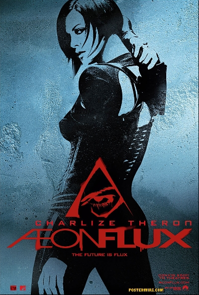 Aeon Flux movie