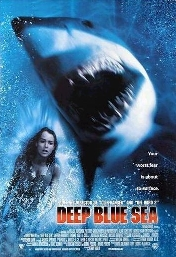 Deep Blue Sea movie