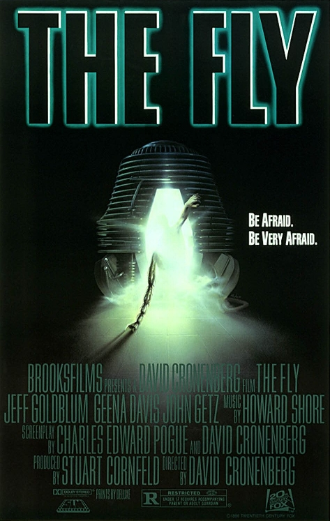 The Fly (1986) movie