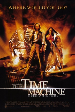 The Time Machine (2002) movie