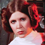Carrie Fisher will be spending 6 months in London filming Star Wars: Episode VII!