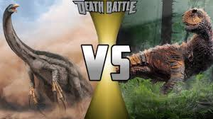 Therizinosaurus vs Carnotaurus
